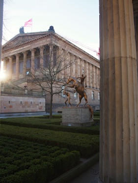 Museuminsel/Alte Nationalgalerie