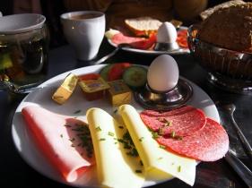 Boží snídaně! The best breakfest!
