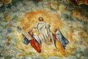 "Església de Sant Miquel de la Mosquera - vtipálek při vyobrazení Desater vynechal 6. přikázání ""Nesesmilníš!"" / in depictions of the Ten Commandments missing sixth ""Not commit adultery!"""