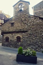 Església de Sant Miquel de la Mosquera - kulturní dědictví Andorry / Cultural Heritage of Andorra