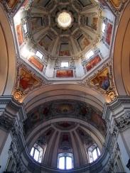 Salzburgská katedrála / the Salzburg Cathedral
